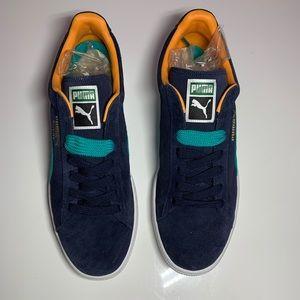 Puma Suede Shoes Size 11.5